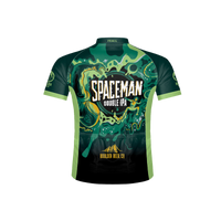 Boulder Beer Spaceman Double IPA Men's Sport Cut Cycling Jersey