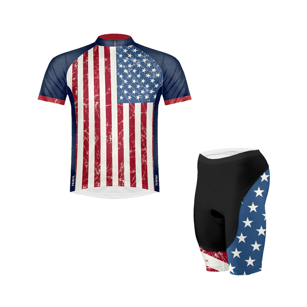 Stars & Stripes Men's Kit