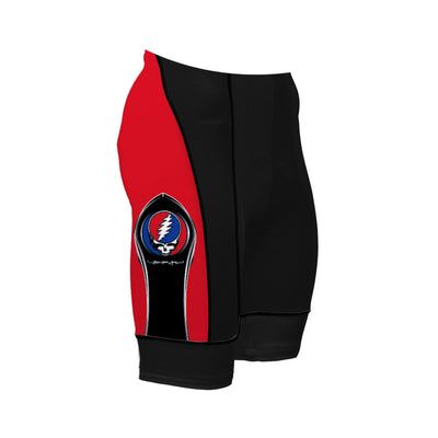 Grateful Dead Steal Your Face Men's Prisma Shorts