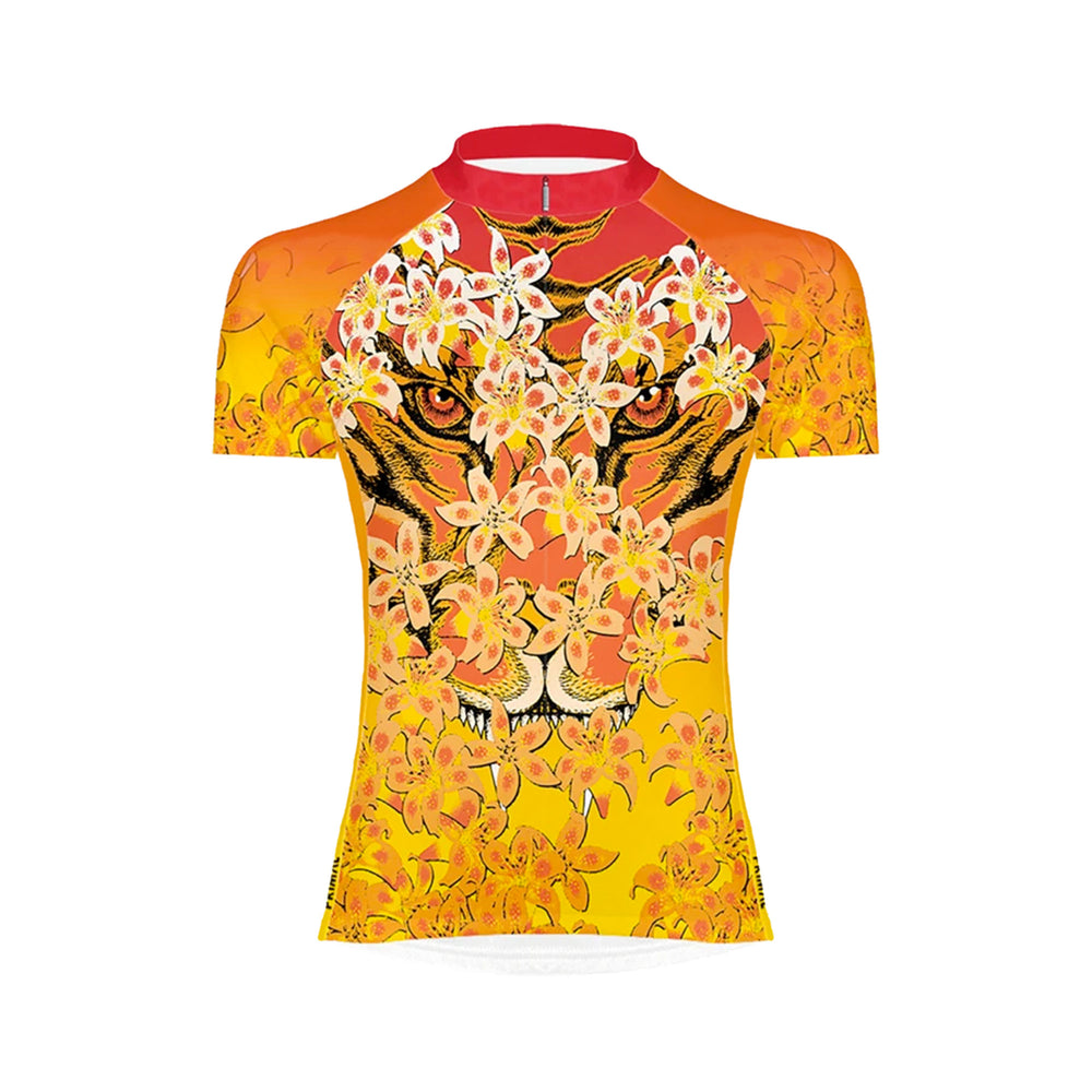 Tiger Lily Women's Sport Cut Cycling Jersey