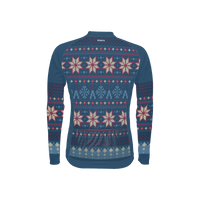 Ugly Sweater Women's Long Sleeve Cycling Jersey