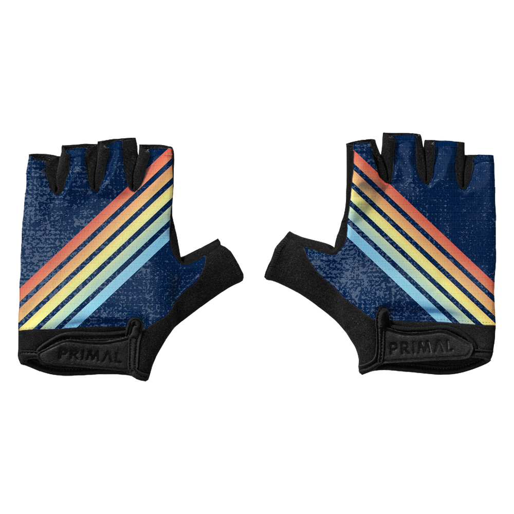 Primal at the Disco Short Finger Gloves