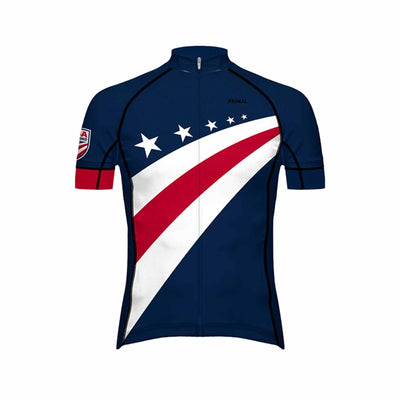 USA Cycling Men's Evo 2.0 Jersey