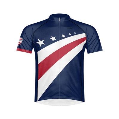 USA Cycling Women's Sport Cut Raglan Sleeve Jersey