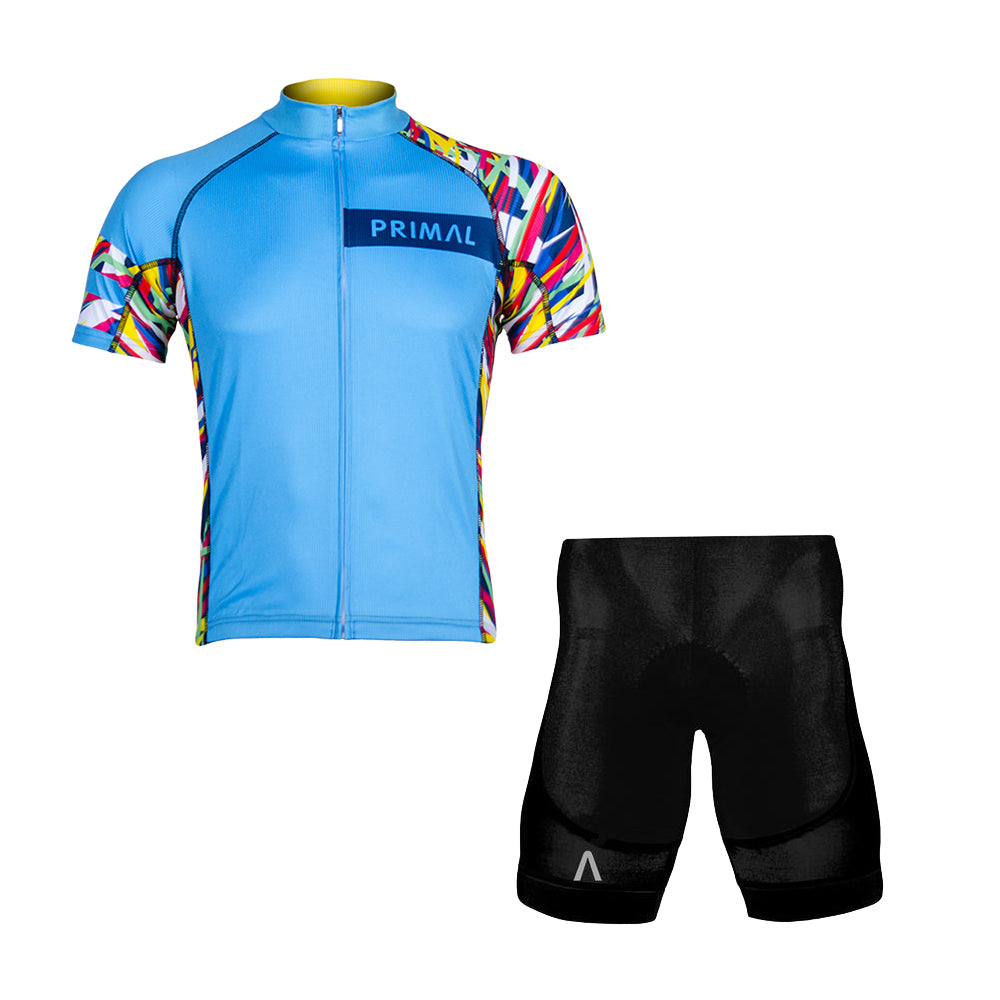 Wild Roads Men's Evo Kit - Electric Blue