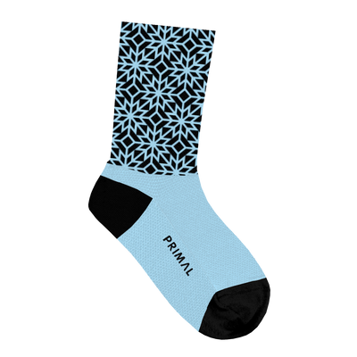 Snow Flake Socks