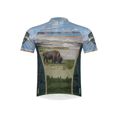 LTD Yellowstone Women's Sport Cut Cycling Jersey