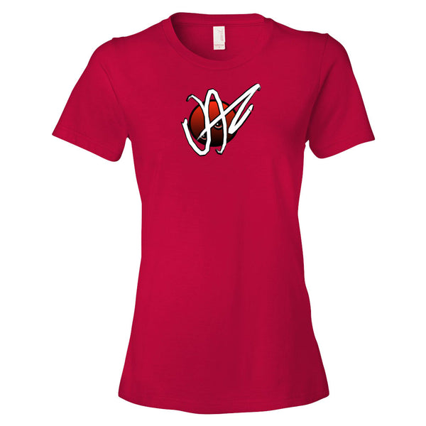Women's Graphic Tee / Logo By Jazart Rex - Jazart Store