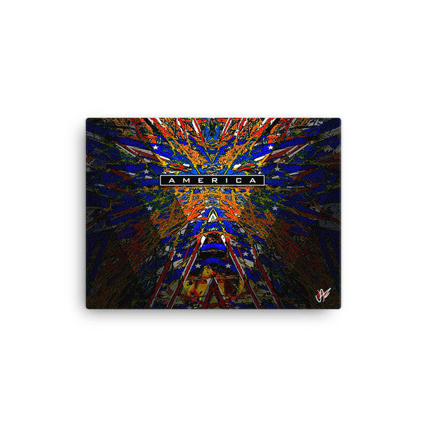 Canvas Print / Jazart's Original Oil Painting / LIMITED OFFER! - Jazart Store