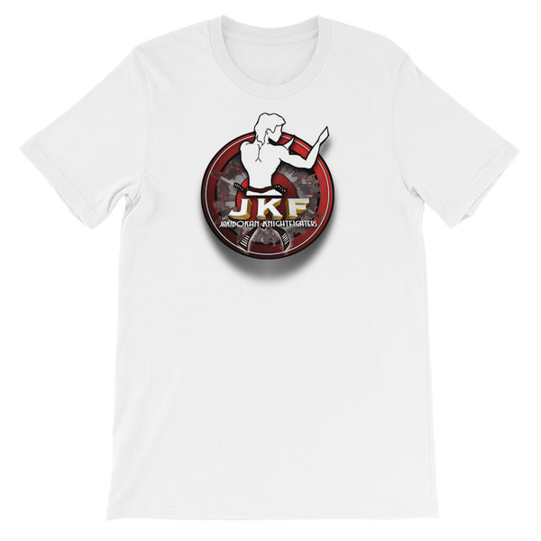 JKF-Mixed Martial Arts School Logo / Fundraiser T-shirt