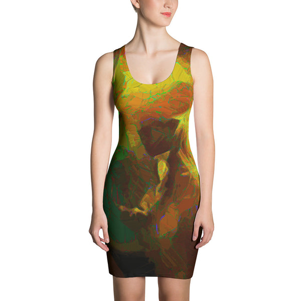 Fashion Dress / Cruxwars Graphic Design Series: By Jazart - Jazart Store