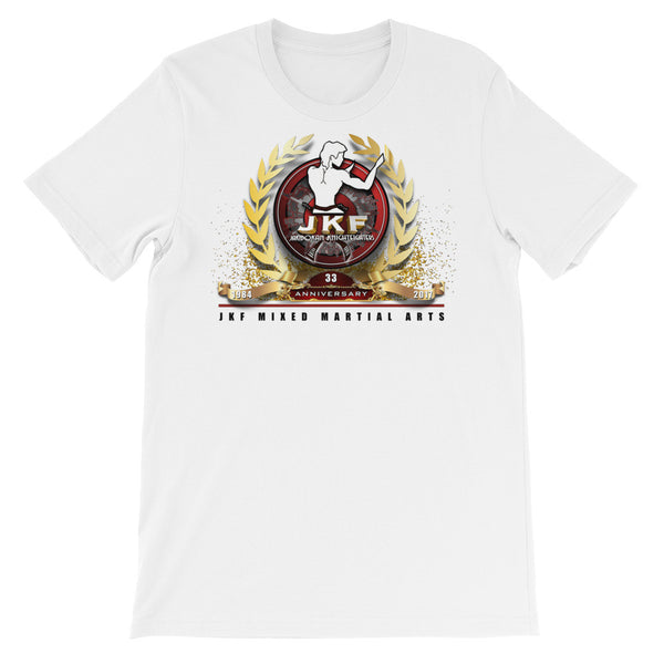 JKF-Mixed Martial Arts School 33rd Anniversary T-Shirt - Jazart Store