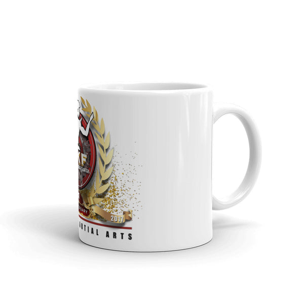 JKF-Mixed Martial Arts School 33rd Anniversary Mug / USA - Jazart Store