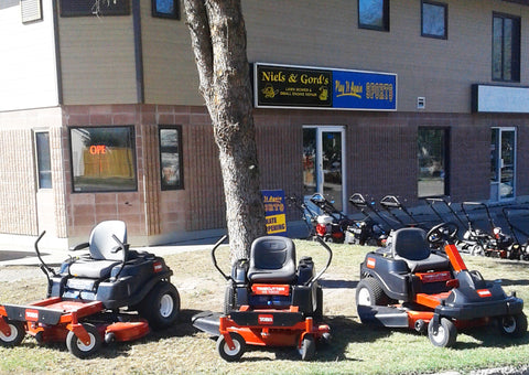 Lethbridge Outdoor Power Equipment and Play It Again Sports