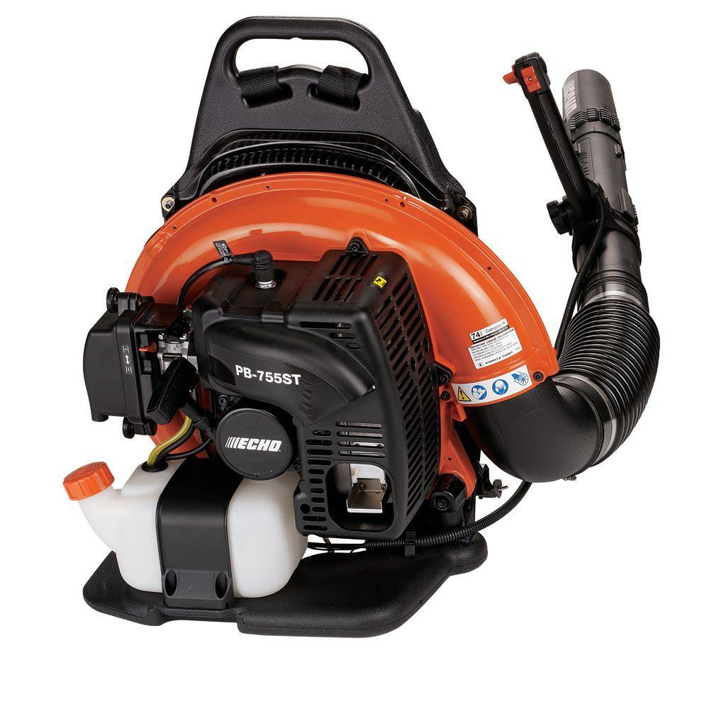 PB-755ST Backpack Blower with Hip-Mounted Throttle