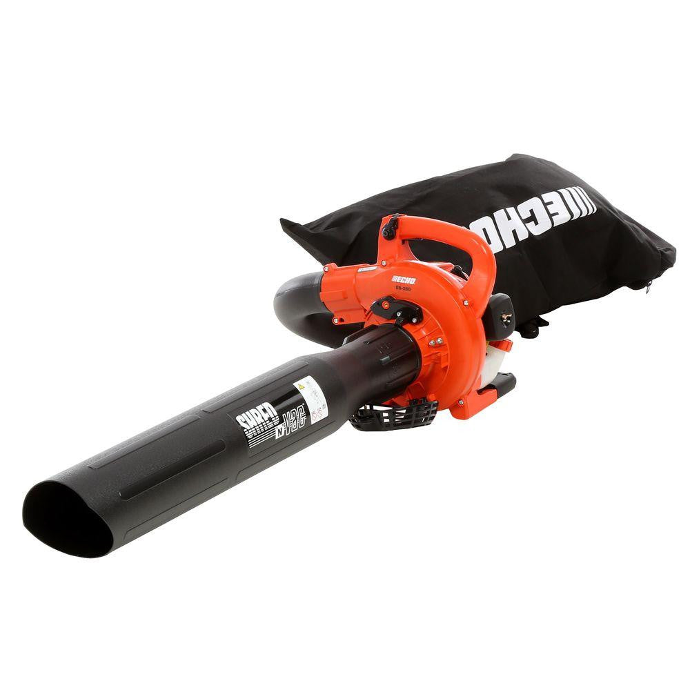 ES-250 Easy Starting Leaf Vacuum Leaf Blower Shred N Vac