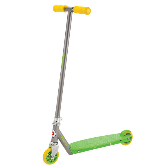 Berry Scooter (Green/Yellow)