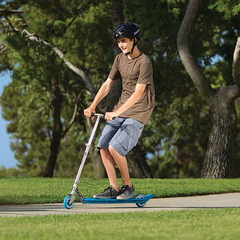 California Longboard Scooter (Blue)
