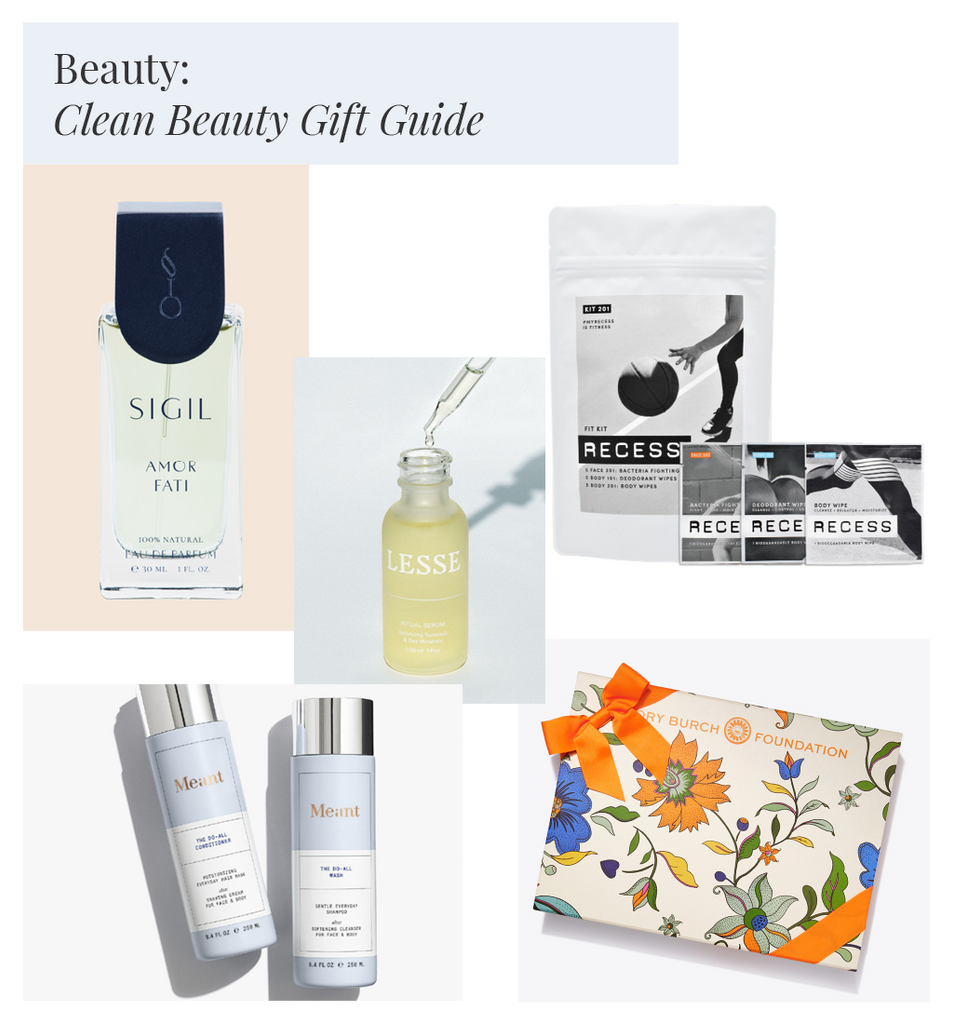Beauty: Clean Beauty Gift Guide