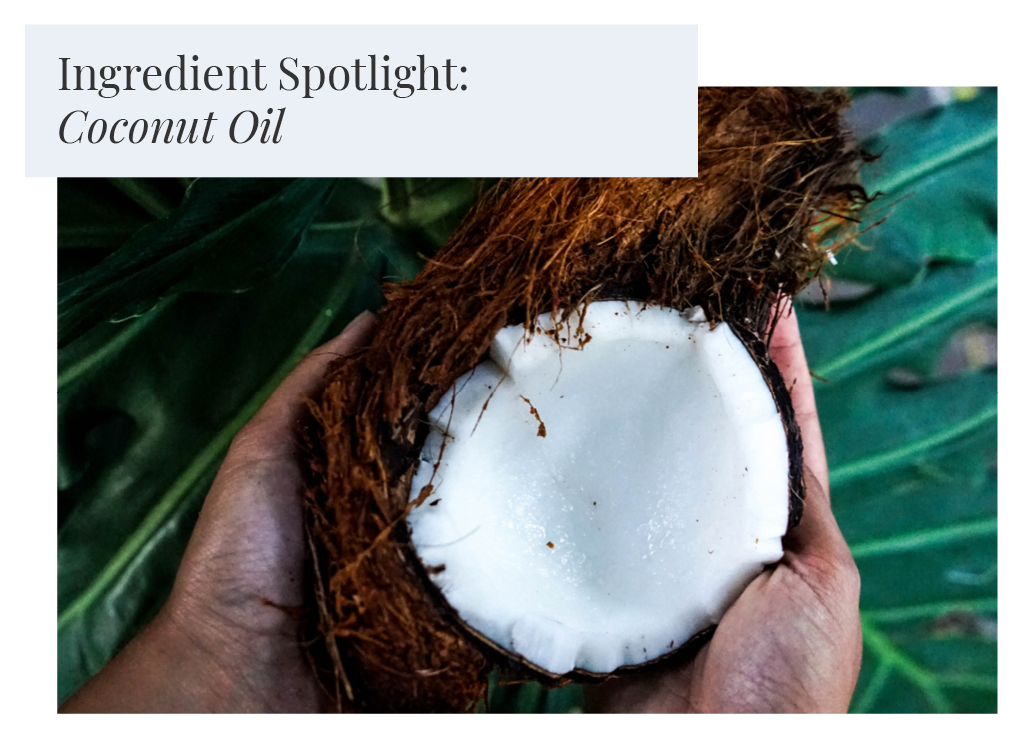 Natural Benefits of Coconut oil