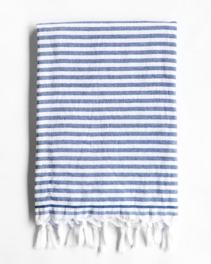 Turkish Cotton Beach and Bath Towels