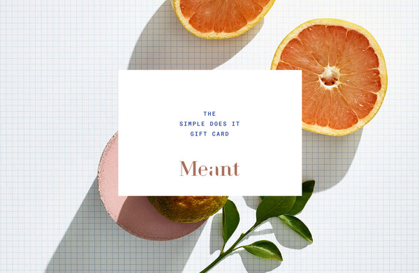 The Simple Does It Gift Card