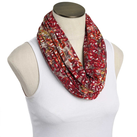 Autumn Bliss Nursing Scarf