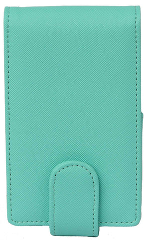 Lipstick Lip Gloss Pouch Carrying Case Tiffany Blue