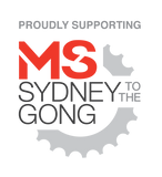 Proudly Supporting MS Gong Ride