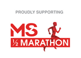 Proudly Supporting MS Half Marathon