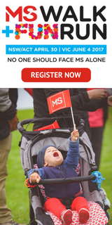 Register Now - 2017 MS Walk + Fun Run