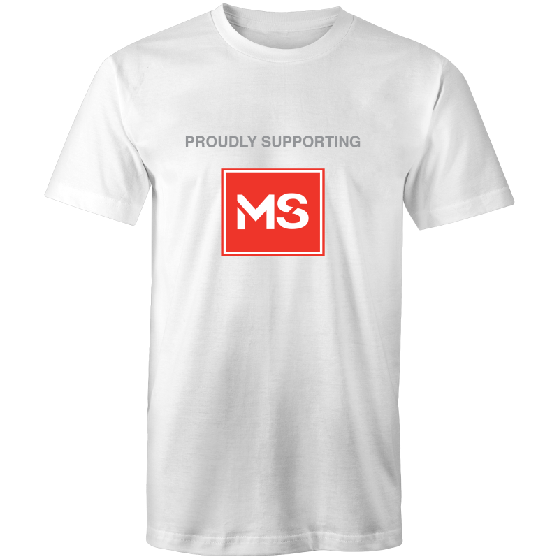 Men's Cotton Supporter Tee