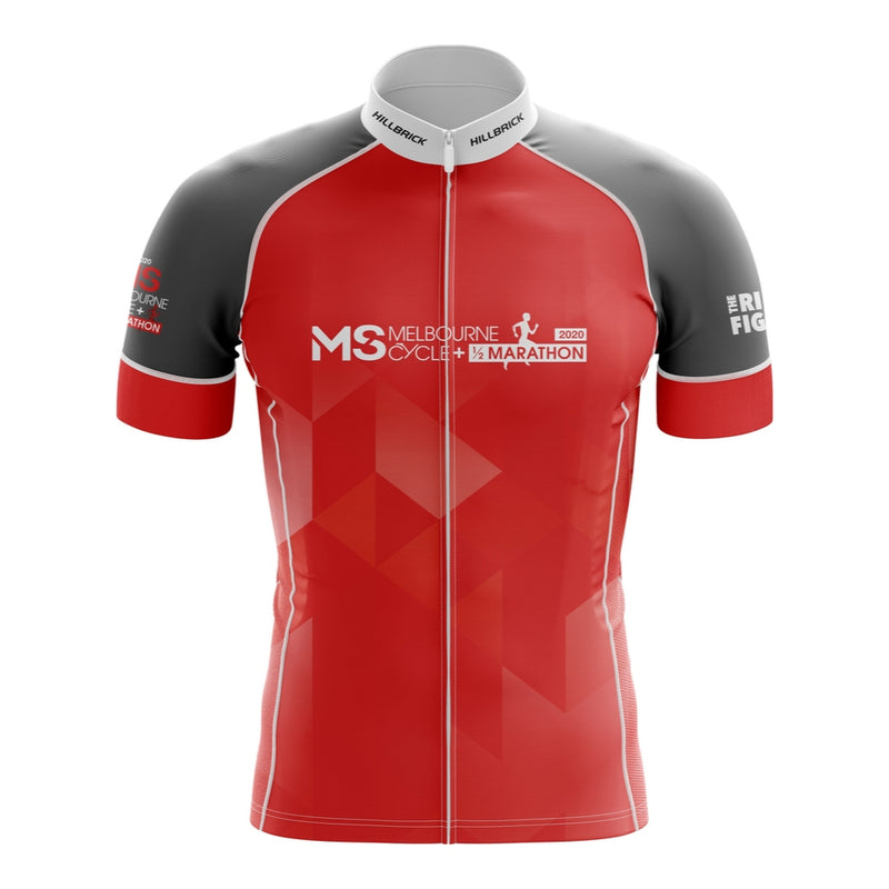MS Melbourne Cycle 2020 Event Jersey - WOMENS