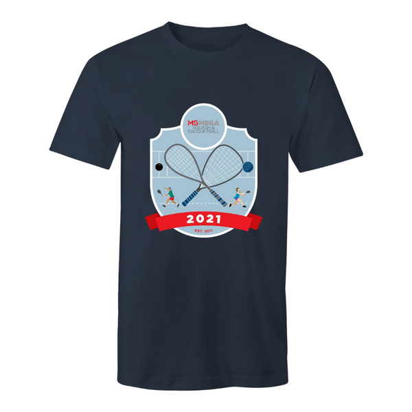 2021 MS Mega Squash & Racquetball Event T-Shirt - KIDS