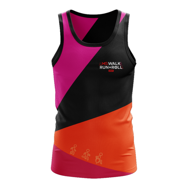 2021 MS WRR Event Run Singlet - MENS
