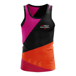2021 MS WRR Event Run Singlet - KIDS