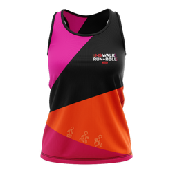 2021 MS WRR Event Run Singlet - WOMENS