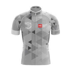 Silver Hero Jersey - 2018 MS Gong Ride