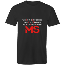 MS Awareness T-Shirt - Mens