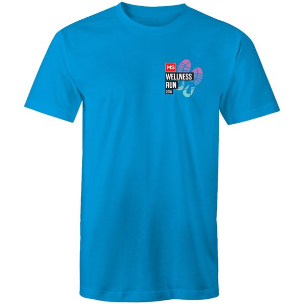 Men's Event Tee - 2018 MS Wellness Run