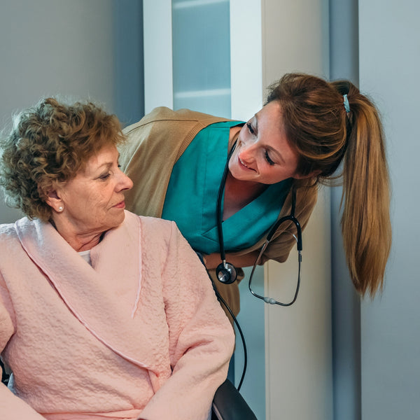 Caring for Your Resident with Multiple Sclerosis