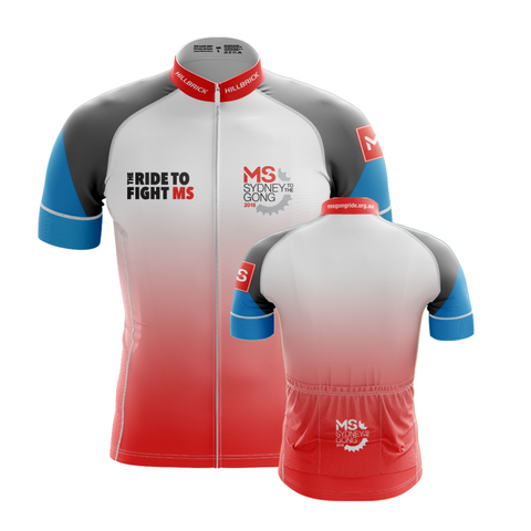 Event Jersey - 2018 MS Gong Ride