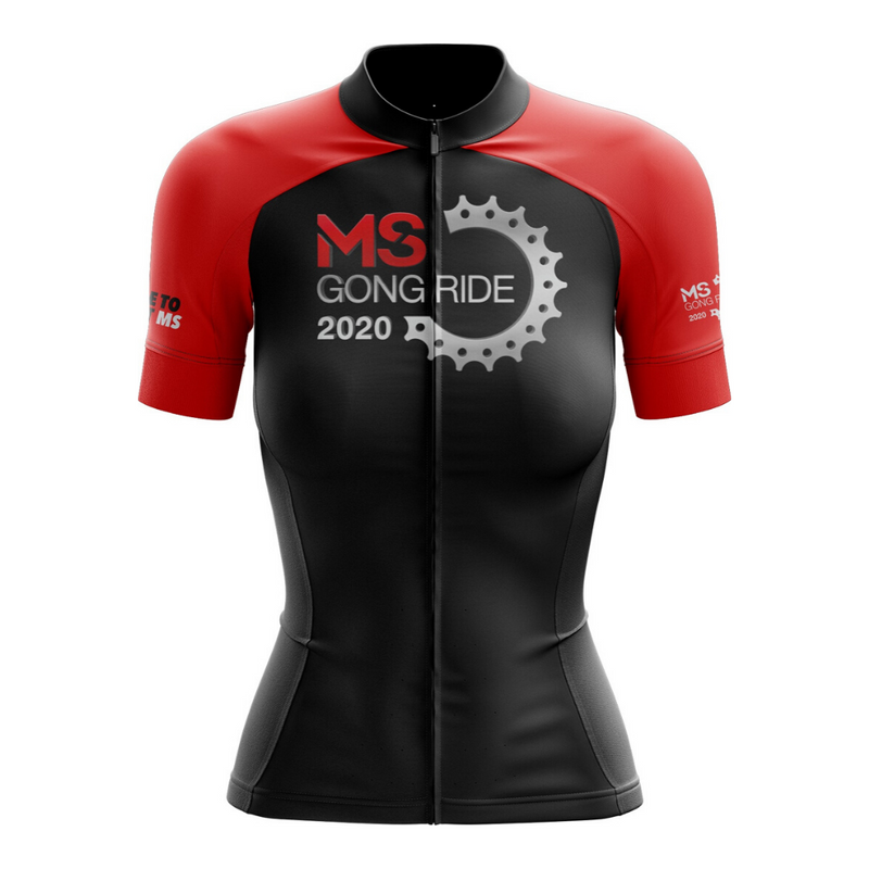 2020 MS Gong Ride Event Jersey v1.0 - WOMENS