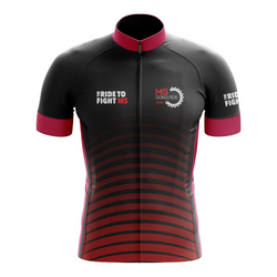2020 MS Gong Ride Event Jersey v2.0 - MENS