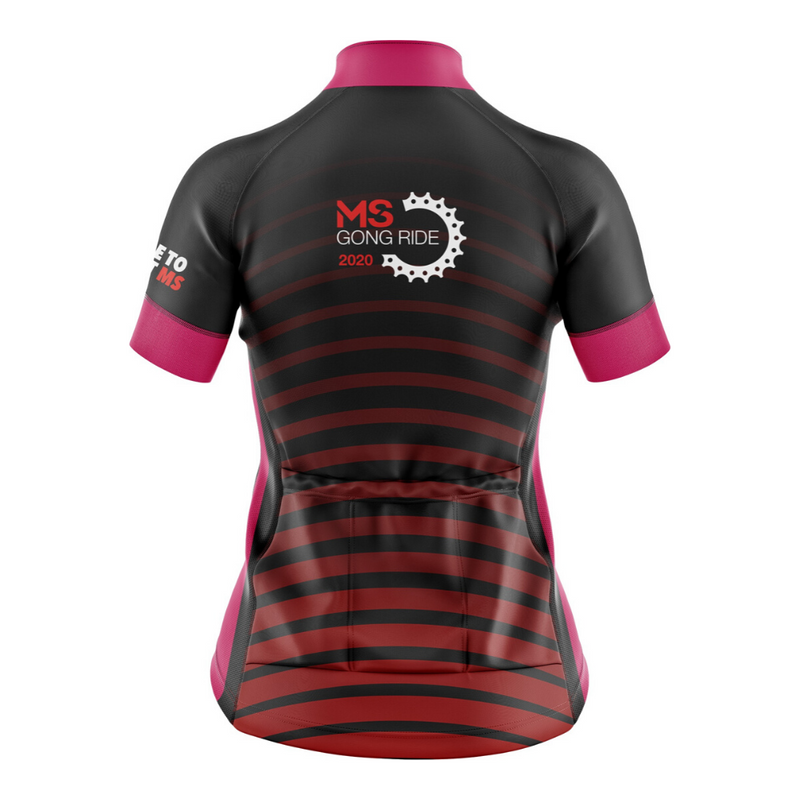 2020 MS Gong Ride Event Jersey v2.0 - WOMENS