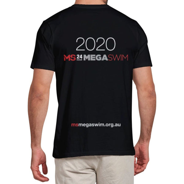 2020 MS 24 Hour Mega Swim T-Shirt