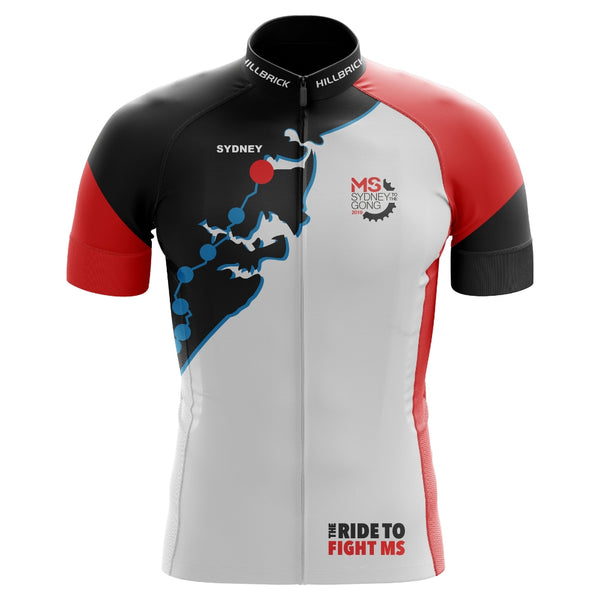 MS Gong Ride 2019 Finisher Jersey - WOMENS