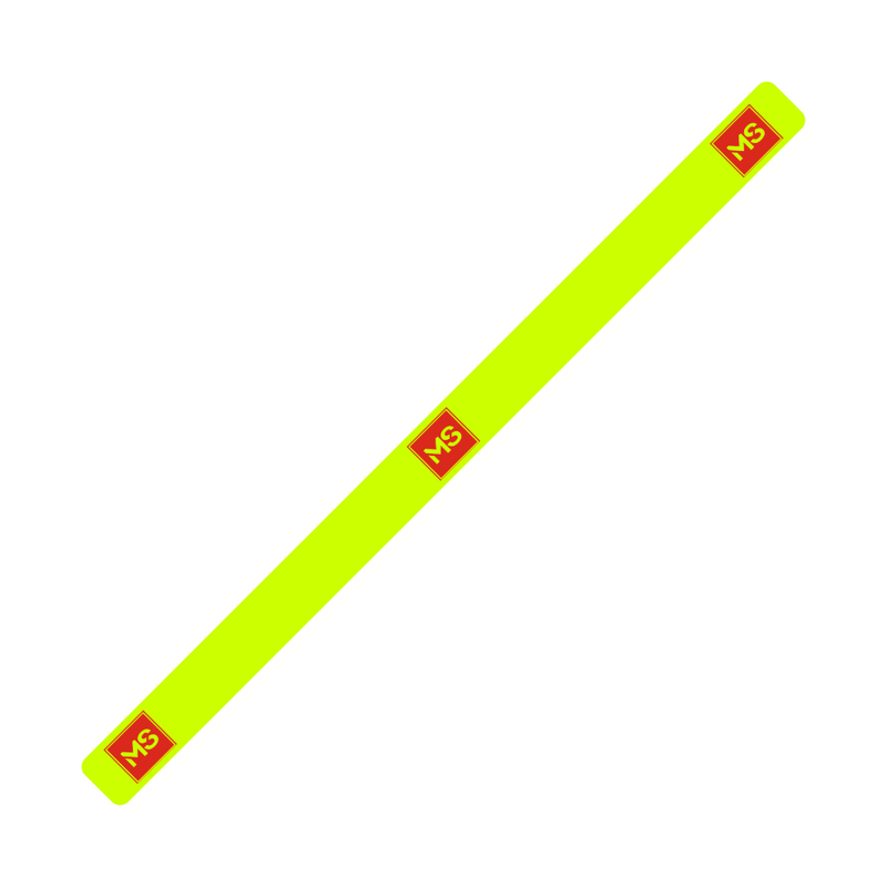 MS Fluoro Slapband (Pack of 10)