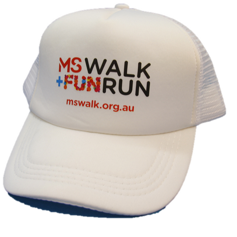 MS Walk + Fun Run Trucker Cap