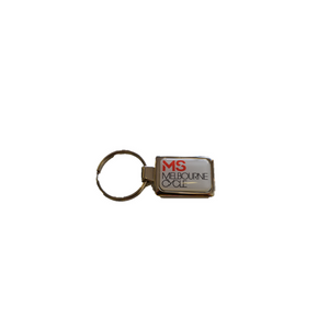 MS Melbourne Cycle Key Ring